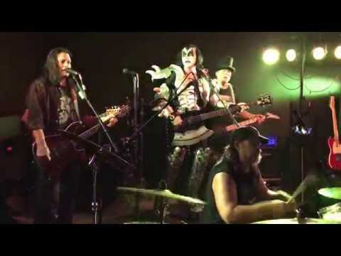 Opening up for LA Guns part 2