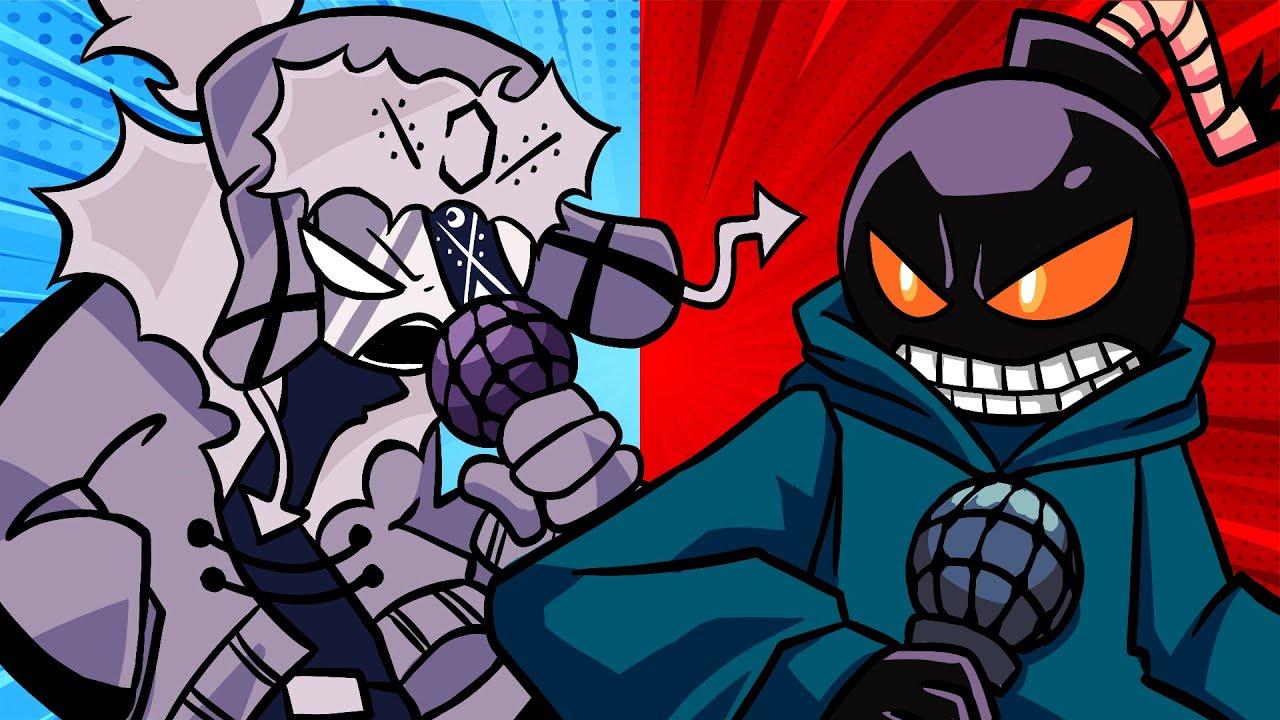 RUV vs WHITTY BEST FIGHT - FRIDAY NIGHT FUNKIN ANIMATION | 5BIGtoons