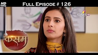 Kasam - 25th August 2016 - कसम - Full Episode (HD