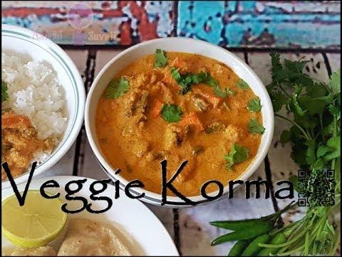 Instant Pot, Restaurant Style Vegetable Korma