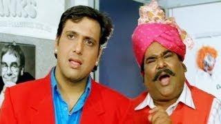 Rajaji - Part 2 Of 15 - Govinda - Raveena Tandon - Superhit Bollywood Comedies