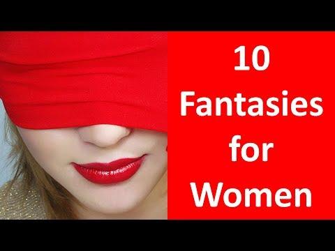 Fantasies for Women – Top 10 Female Sexual Fantasies