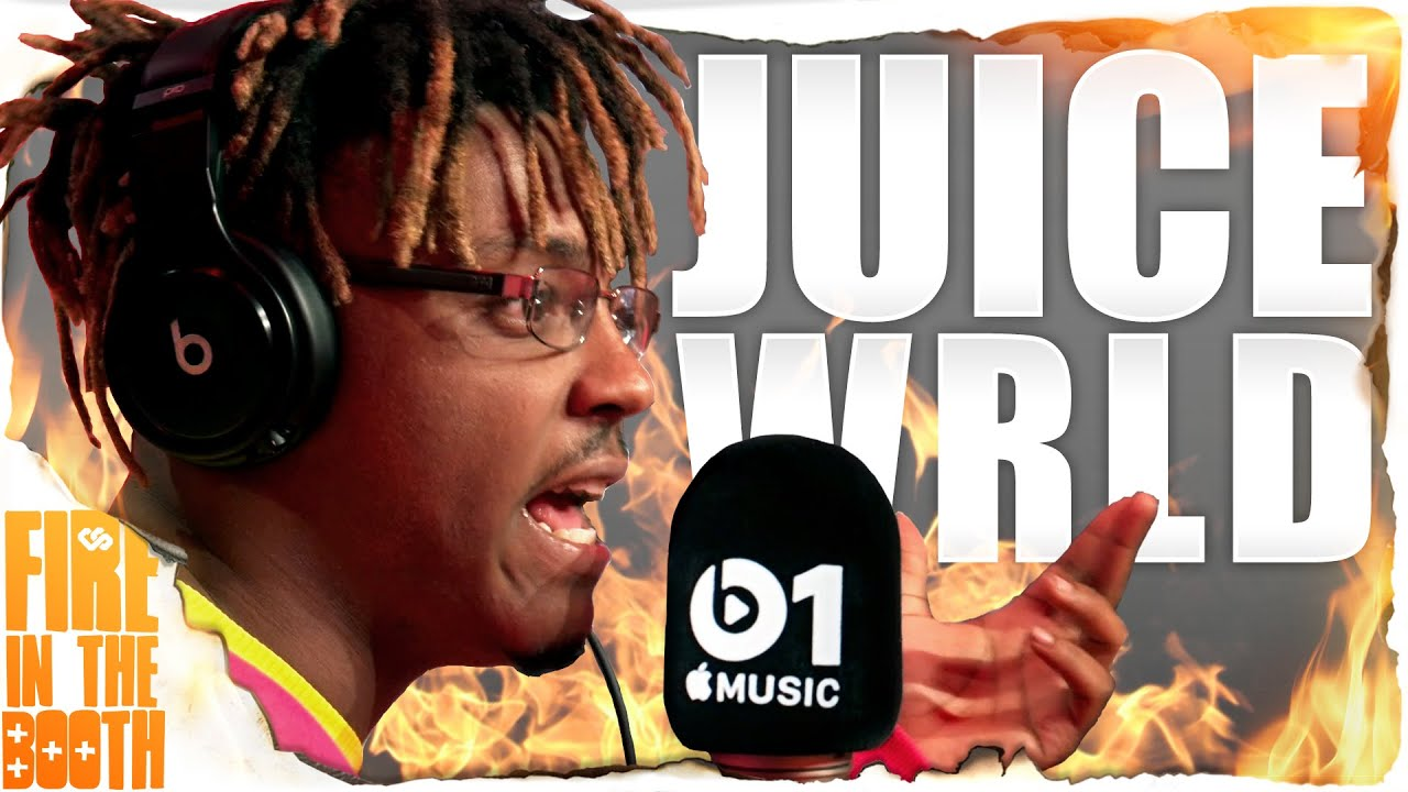 Juice WRLD - Fire In The Booth