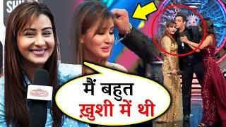 Salman Khan KISSED My Forehead, Shilpa Shinde Reaction On FUN In Entertainment Ki Raat