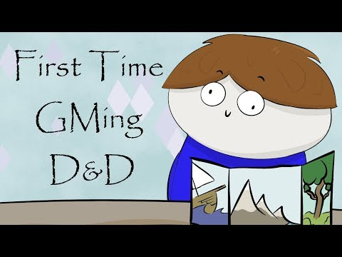 D&D Story: The first time I ran a D&D game. Swimming in the Sewers