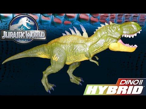 Opening: HYBRID FX Tyrannosaurus Rex Jurassic World Electronic Dino Toy