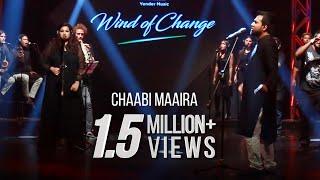 CHAABI MAAIRA - TAPOSH & FRIENDS : ROBI YONDER MUSIC WIND OF CHANGE [ PS:02 ]