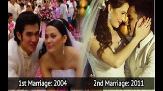 These are the 10 Filipino Celebrities Who Got Married Twice to Different Partners