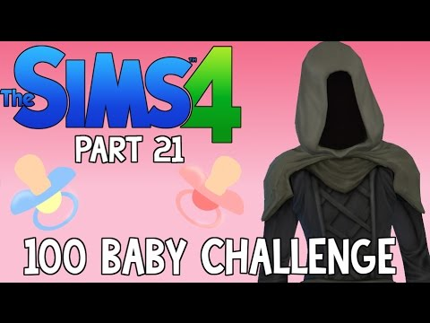 The Sims 4: 100 Baby Challenge - Grim Reaper Woohoo (Part 21)