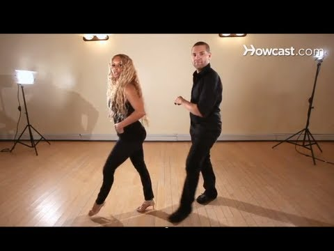 How to Do the Basic Cuban Step Styled   Salsa Dancing
