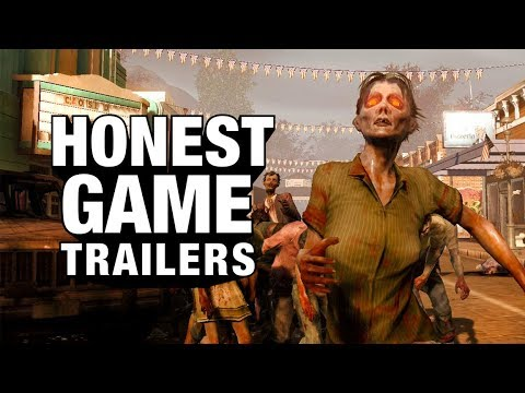 STATE OF DECAY (Honest Game Trailers)