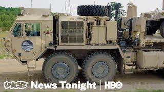 War Robots & Afghanistan