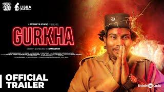 Gurkha Official Trailer | Yogi Babu, Anandraj, Elyssa Erhardt | Raj Aryan | Sam Anton