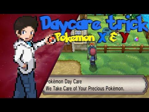 Pokemon X & Y - The Daycare Trick