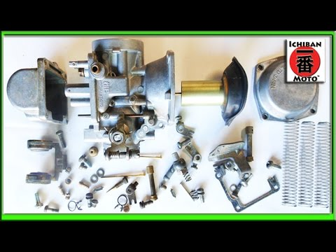 how to clean and rebuild a motorcycle carburetor for maximum performance