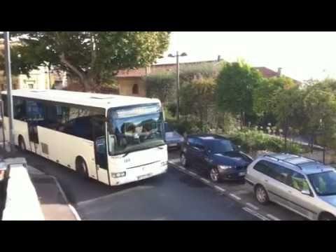 Le bus a Cannes