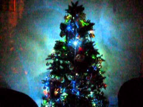 Grinch's Xmas tree 2012