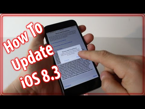 How To Update & Install iOS 8.3 for the iPhone, iPad, iPod Touch Tutorial