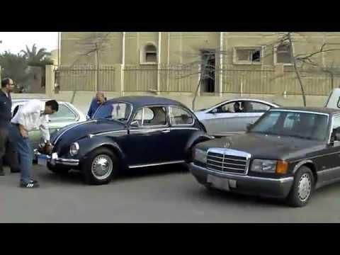 CLASSIC & COLLECTIBLE CARS in Egypt Gathering  13-04-2012