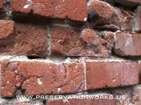 Lime Mortar Repointing: The Basic Techniques for Restoring Historic Brick Homes