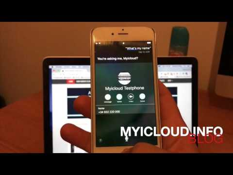 how find email or phone number from passcode locked iPhone