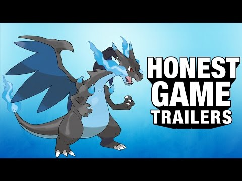 POKEMON X & Y (Honest Game Trailers)