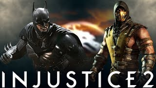 Every Injustice 2 Super Move Edited As A Mortal Kombat XRay