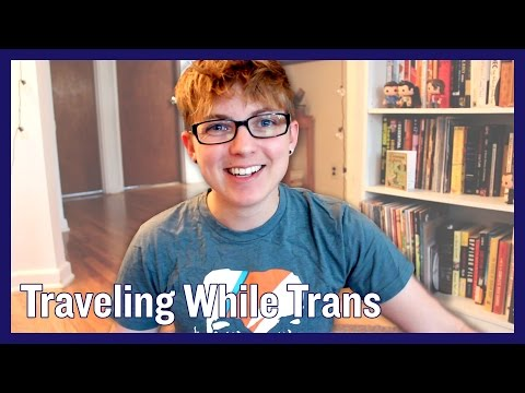 Traveling & Networking While Trans