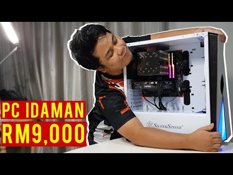Gaming PC Idaman Malaysia RM9,000!