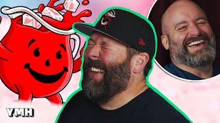 Tom Segura Discovers Bert Kreischer Drinks A Gallon Of Kool-Aid A Day | 2 Bears 1 Cave Highlight