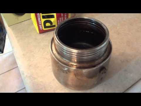 How to make the best cup of coffee UPDATE
