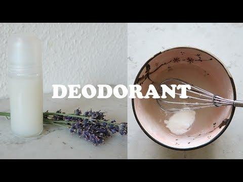 DEODORANT ROLL-ON | diy, vegan, non-toxic | Kathrin Jona