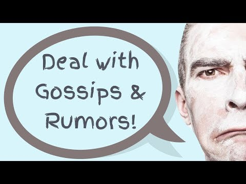 Dealing with Gossips