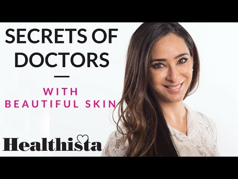 Dr Anjali Mahto's top tips for acne skincare | Secrets of Doctors with beautiful skin