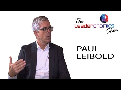 The Leaderonomics Show - Paul Leibold, Founder & CEO of Adaptive City Mobility (ACM)