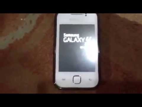 Update Galaxy Y S5360 to Android 4.1 Jelly Bean Blast Rom Custom Firmware (Updated)