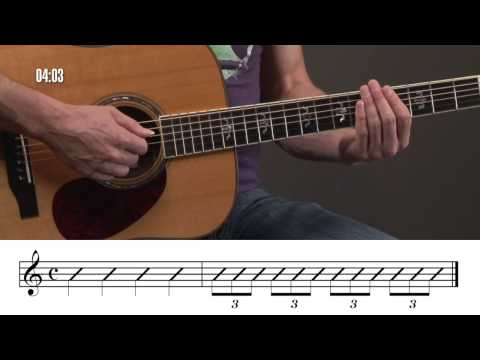 Beginner Guitar Strumming Drills