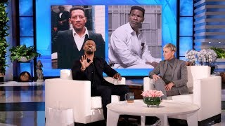 Jamie Foxx Reveals His Deeply Personal Connection to 'Just Mercy''
