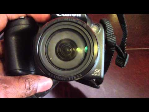 Canon PowerShot SX 400 IS REVIEW POWER SHOT