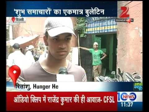 Ankit from Delhi feeds hungry people starving for food on roads