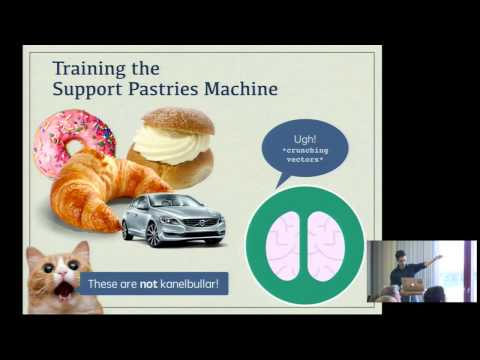 Data Processing & Machine Learning with Python - PyCon SE 2015