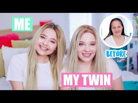 Turning My Twin Sister into Me!