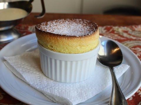 Grand Marnier Souffle Recipe - Classic Orange Souffle- Valentine's Day Dessert Special