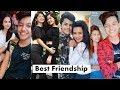 Friendship Tiktok Videos Jannat Arishfa Lucky Riyaz Avneet Riza And More Being Viral