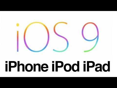 How to Update to iOS 9 iPhone iPad iPod iOS 9 FULL VERSION