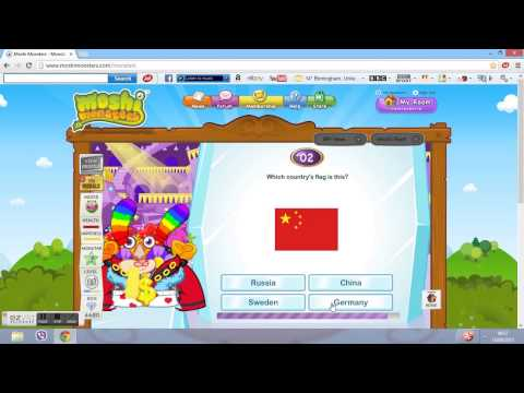 Moshi monsters - New things for members!