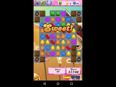 Candy Crush Saga Level 165  No Boosters
