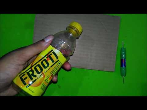 How to make a remote control car at home
