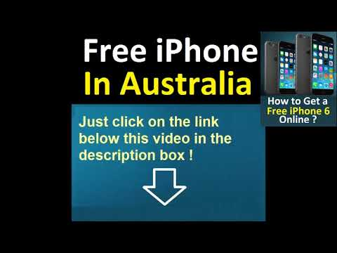 Can you Get Free IPhone if You Live in Australia – For Sure