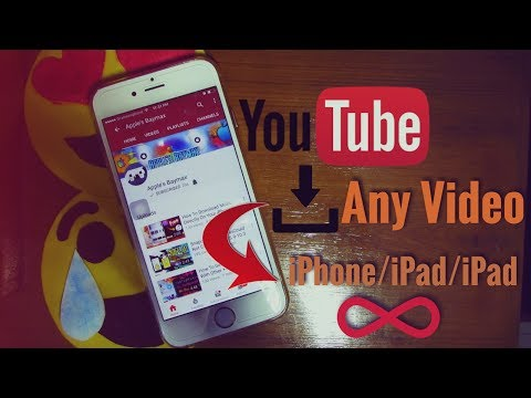 How To Download Any YouTube Video Directly On Your iDevice For Free No Jailbreak Or PC